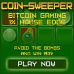 Coin Sweeper plan now button