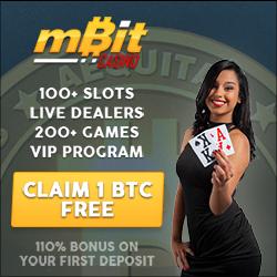 mBit Casino image