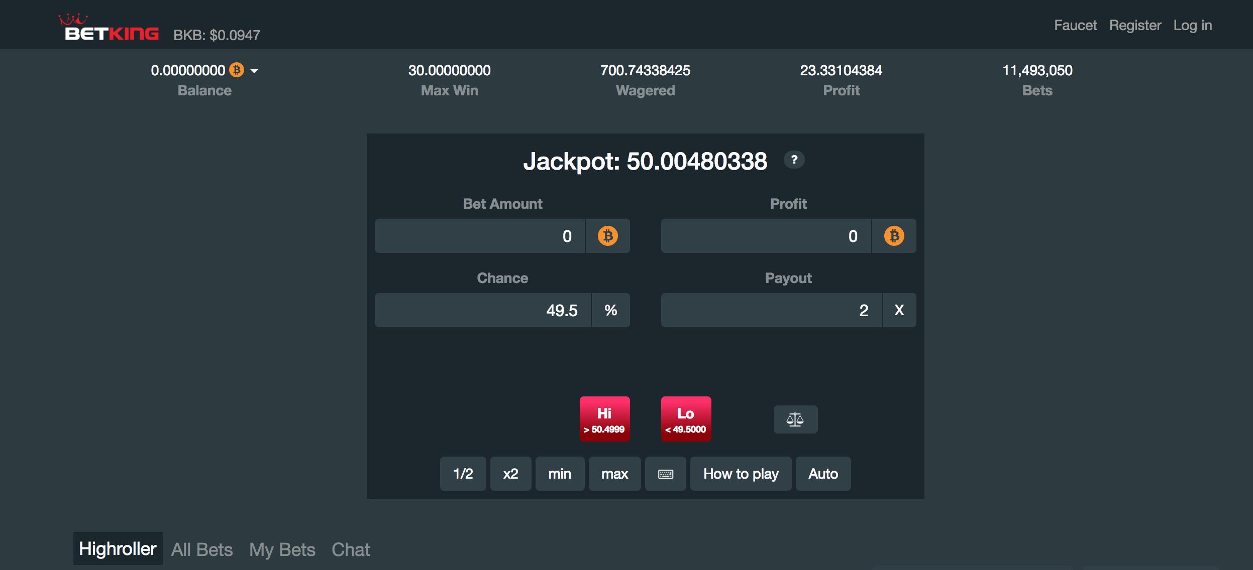 Bitcoin dice betting bitit earn bitcoins for free apk downloads