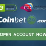 coinbet24 logo for the site