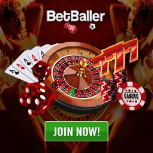 Betballer casino logo