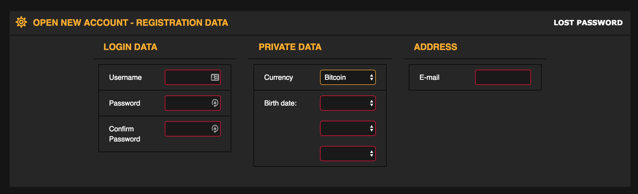 Xbet Bitcoin Registration