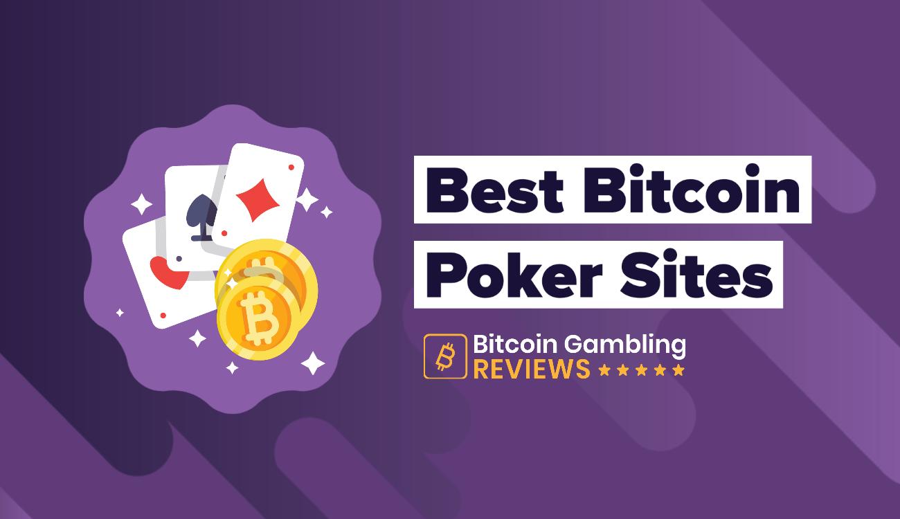 Best bitcoin poker sites